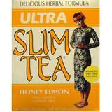 Ultra Slim Tea, Honey Lemon, 24 Tea Bags, Hobe Labs