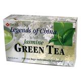 Legends of China, Jasmine Green Tea, 100 Tea Bags, Uncle Lee's Tea
