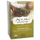 Toasted Rice Green Tea, 16 Tea Bags, Numi Tea