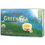 Organic Green Tea 100 tea bags, Prince of Peace