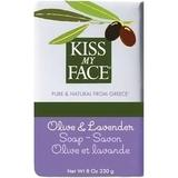 Bar Soap, Olive Oil & Lavender, 8 oz, Kiss My Face