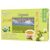 Organic Jasmine Green Tea 100 tea bag, Prince of Peace
