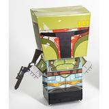 Star Wars Action Figures Multi-Color - Star Wars Boba Fett Pulp Heroes 3-D Figurine