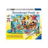 Ravensburger Puzzles - Land Ahoy! 24-Piece Floor Puzzle