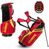 WinCraft Kansas City Chiefs Caddie Carry Hybrid Golf Bag