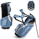 """WinCraft North Carolina Tar Heels Caddie Carry Hybrid Golf Bag"""
