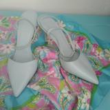 J. Crew Shoes   J. Crew Light Blue Heels New! Size 8.5   Color: Blue   Size: 8.5