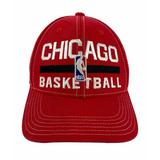 Adidas Accessories | Adidas Nba Chicago Bulls Basketball Red Cap | Color: Red | Size: Os