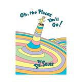 Penguin Random House Oh, the Places You'll Go! Picture Book