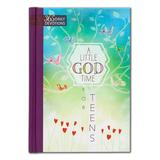 BroadStreet Publishing Women's Wellness Books - A Little God Time for Teens Book