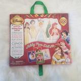 Disney Toys | New Disney Holiday Paper Doll Kit Zzz44 | Color: Green/Red | Size: Osbb