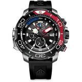 Eco - Drive Promaster Aqualand Chronograph - Black - Citizen Watches