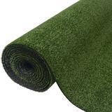 """vidaXL Artificial Grass 4.9'x26.2'/0.3""""-0.4"""" Green"""