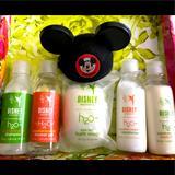 Disney Bath & Body | Disney Resorts Toiletries Lot Of 5 Nwt | Color: Orange/Yellow | Size: Lot Of 5