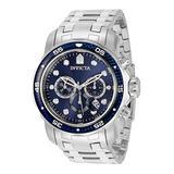 Invicta Pro Diver Chronograph Quartz Blue Dial Men's Watch 35396