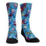 Rock Em Apparel Socks - The Muppets Blue & Purple Gonzo Allover Socks - Kids & Adult