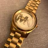 Michael Kors Accessories | Gold Michael Mk Watch Standard | Color: Gold | Size: Os