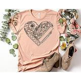 heART Supply Shirt (BlackGraphic) Art Teacher Shirt Art Supply Shirt Art Supply Heart Craft Supply Shirt Teacher Shirt Art Shirt Cute