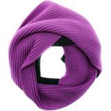 Moncler 1952 Logo Patch Scarf - Purple - Moncler Genius Scarves