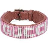 Leather Beaded '' Bracelet - Red - Gucci Bracelets