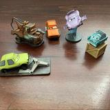 Disney Toys   5 Disney Cars Toys Mater, Holly Shifteell N More   Color: Brown/Purple   Size: Osb