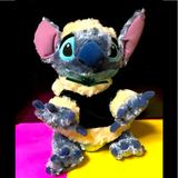 Disney Toys   Disney Store Stitch Vintage Retired 11 Plush Toy   Color: Green/Red   Size: 11
