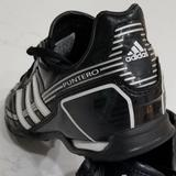 Adidas Shoes | Adidas Puntero Indoor Soccer Kids Size 1 | Color: Black/White | Size: Kids 1 Unisex