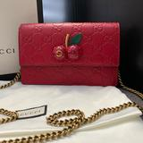 Gucci Bags | Gucci Red Cherry Collection | Color: Red | Size: Os