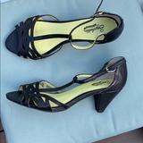 Anthropologie Shoes | Anthropologie Seychelles Everybody Dance Sandal | Color: Black | Size: 8.5
