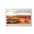 XORO CPF 10B1 25.65 cm (10.1 Zoll) Bilderrahmen mit WLAN Empfang, SD Kartenleser, USB 2.0, Bewegungssensor