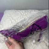 Coach Shoes   Coach Waverly Suede Pump   Color: Purple   Size: Various