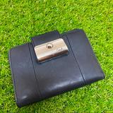Coach Bags   Coach Black Small Bifold Square Money Card Wallet   Color: Black   Size: Os