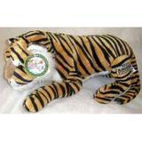 Disney Other | New Walt Disney Bengal Tiger Plush Stuffed Animal | Color: Black/Orange | Size: 18