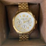 Michael Kors Accessories   Michael Kors Gold Watch   Color: Gold   Size: Os