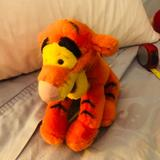 Disney Toys | Disney Baby Tigger Plush Tiger 10 Stuff | Color: Black/Orange | Size: Osbb