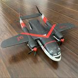 Disney Toys | Disney Pixar Planes Fire N Rescue Cabbie 16 Ppf 51 | Color: Black/Red | Size: Osb