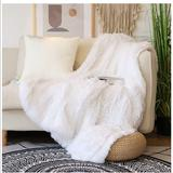 Urban Outfitters Accents   Flash Sale!! Nwt Decor Extra Soft White Faux Fur   Color: White   Size: 50 X 60