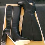 Michael Kors Shoes | Brand New Michael Kors Black Boots | Color: Black | Size: 7