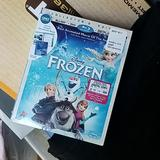 Disney Other | Frozen Collectors Edition Dvd And Blue Ray | Color: Blue | Size: Os