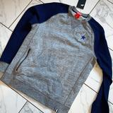 Nike Shirts | Nike Dallas Cowboys Pullover New With Tags! | Color: Blue/Gray | Size: M