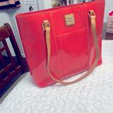 Dooney & Bourke Bags | Dooney & Bourke Small Tote | Color: Pink | Size: Os