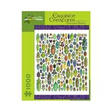 Pomegranate Communications, Inc. Christopher Marley - Exquisite Creatures: Insect Art Puzzle: 1000 Pieces