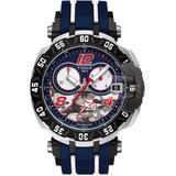 T-race Sport Chronograph Watch - Blue - Tissot Watches