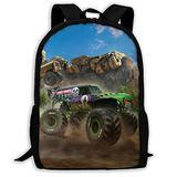 Kids Schoolbag Truck Grave Backpack Schoolbags Waterproof College Students Rucksack