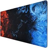 Gaming Mouse Pad Veecom Large Mouse Pad XL Big Mouse Pad for Computer Gamer Thick Gaming Mousepad Large Extended Keyboard Mouse Pads for Desk Non Slip Mouse Mat