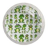 Frog Knobs for Kitchen Cabinets Knobs for Kitchen Cabinets Beautiful Cute Crystal Clear Glass Cabinet Round Drawer Pulls with Screws Crystal Glass Drawer Cabinet Pull Knob Handle Kitchen Door Wardrobe Hardware