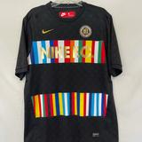 Nike Shirts | Nike F.C Flags Soccer Jersey. Large | Color: Black/Gold | Size: L