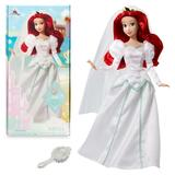 Ariel Wedding Classic Doll The Little Mermaid 11 1/2'' - Official shopDisney®