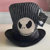 Disney Accessories   New Disney Nightmare Before Christmas Top Hat   Color: Black/White   Size: Os
