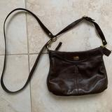 Coach Bags   Coach Leather Crossbody Bag   Color: Brown   Size: Os